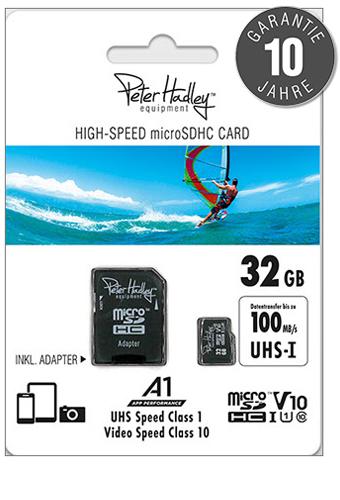 Highspeed Micro SDHC-Speicherkarten - für Ihr Mobilgerät